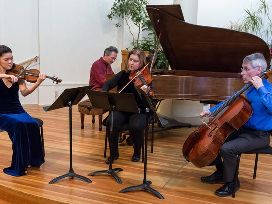 The Finger Lakes Chamber Ensemble will ends its season Sunday in Lodi.