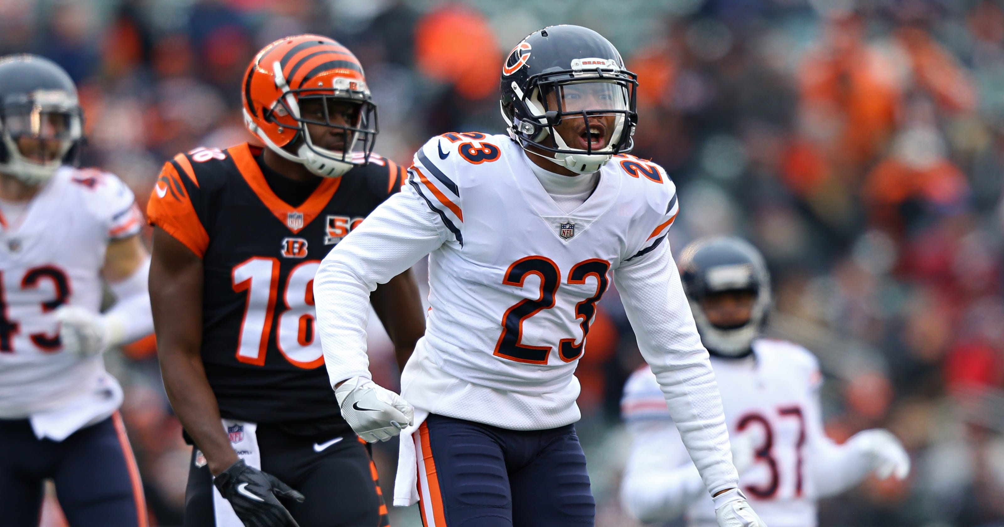 bbe1c5760b23 Kyle Fuller receives transition tag from Chicago Bears