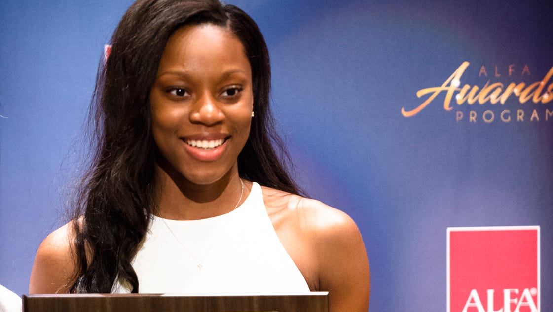 Brew Tech's Jackson wins state's Miss Basketball award