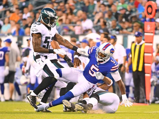 NFL: Buffalo Bills at Philadelphia Eagles