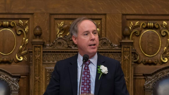 Wisconsin Assembly Speaker Robin Vos (R - Rochester).