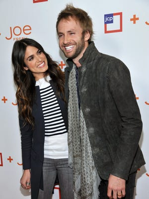Nikki Reed and Paul McDonald seemed so happy. Sigh.