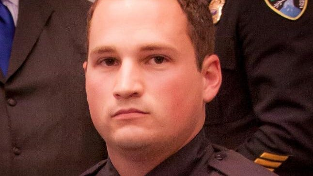 Fallen officer Thomas LaValley