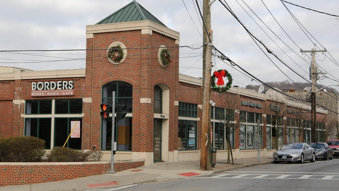 The former Borders store on East Main Street in Mount Kisco.