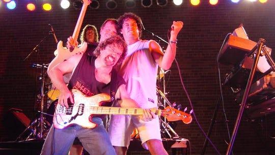 Wakefield at Hot Harley Nights in 2006.