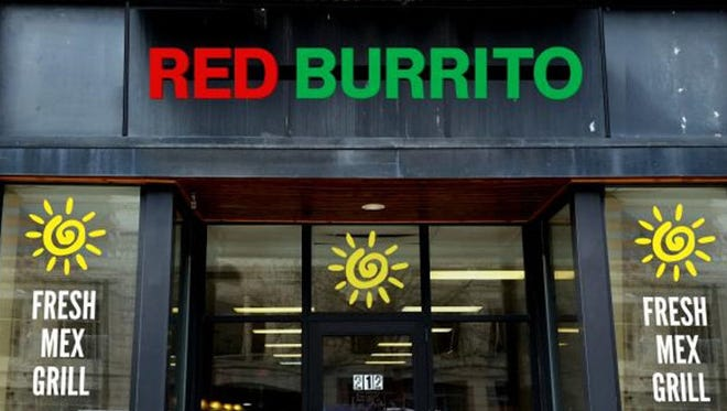 Red Burrito Fresh Mex Grill opened in May at 212 S. Washington Square in downtown Lansing.
