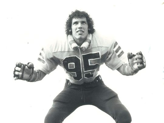 Dennis Gibson, LB, Ankeny: All-state pick in 1981.