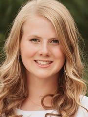 Emily Larson, North Polk High School
