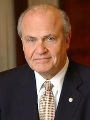 Former Sen. Fred Thompson
