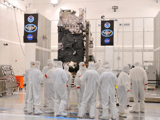 The NOAA's next-generation GOES-R weather and environmental