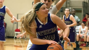 Girls hoops poll: Athens 3rd in Class D