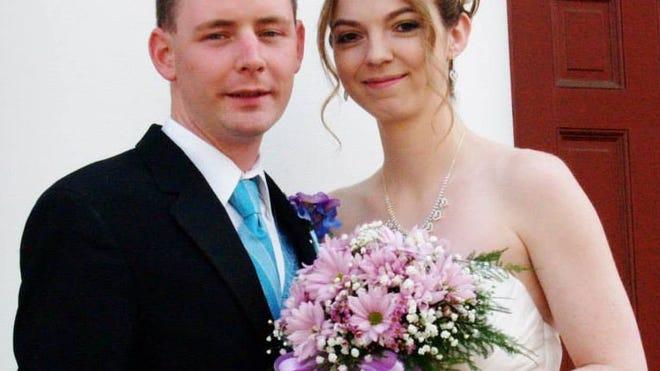 Nicholas and Addie Hall