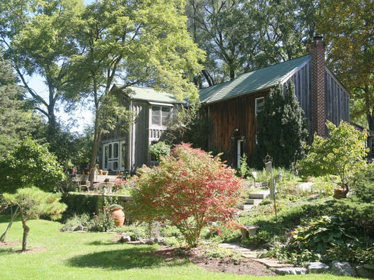 803 Stingy Hollow Road in Middlebrook. Vessey, owners. Home appears in the Virginia Historical Registry and was featured in a study by James Madison University documenting intact log houses in the Shenandoah Valley.