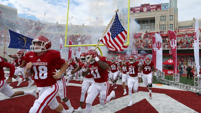 FILE – Football ticket revenues increased by more than $1 million from 2015 to 2016.
