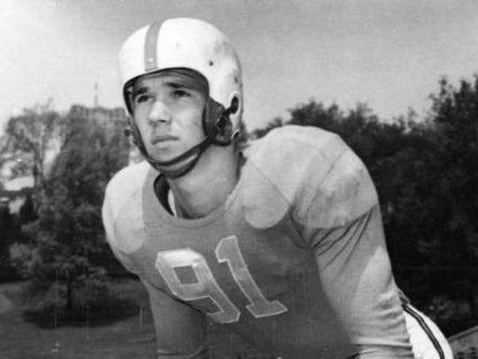 Doug Atkins, 85, UT football great, NFL Hall of Famer