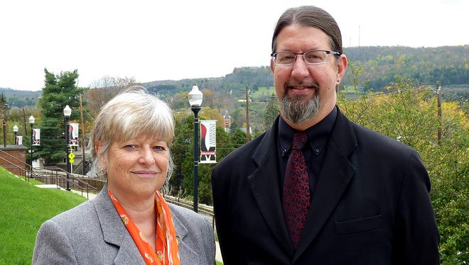 Nancy Sidell and John Ulrich have been named to interim positions in Mansfield University's administration.