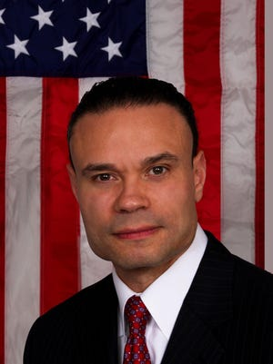 Dan Bongino is a candidate for the U.S. Congressional seat in the 19th District.