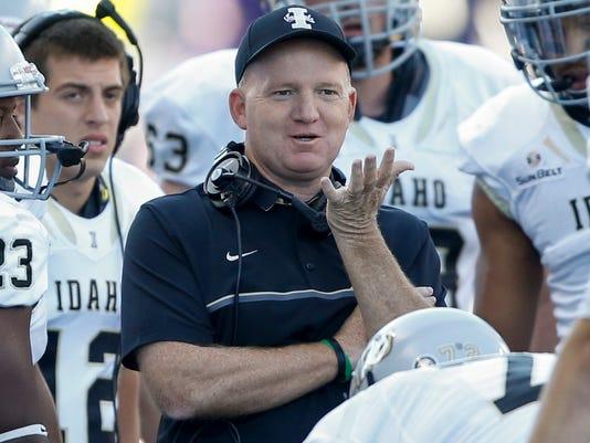 NCAA Football: Idaho at Washington