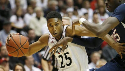 Kevin Johnson says the Bearcats can reach the NCAA tournament if they keep taking care of business.