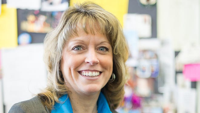 Erin Merydith, PhD, NCSP of Henrietta is a School Psychologist at Brighton High School..