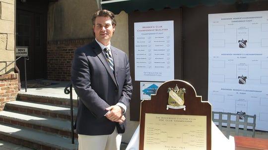 Ridgewood Country Club head professional David Reasoner