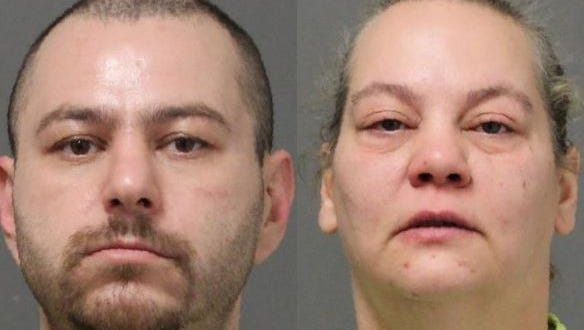 Aykut Ozkaynak, left, and Mary Neverett, both of Gates, were charged with second-degree murder and tampering with evidence in the death of Patrice Miller, 64, of Gates.