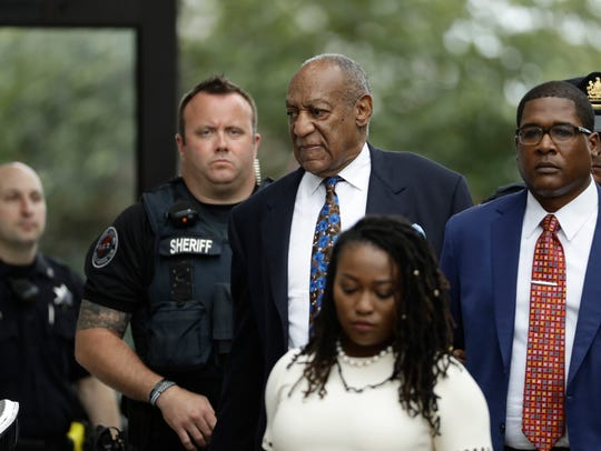 Bill Cosby's family has yet to visit him in jail, the comedian's spokesman says.