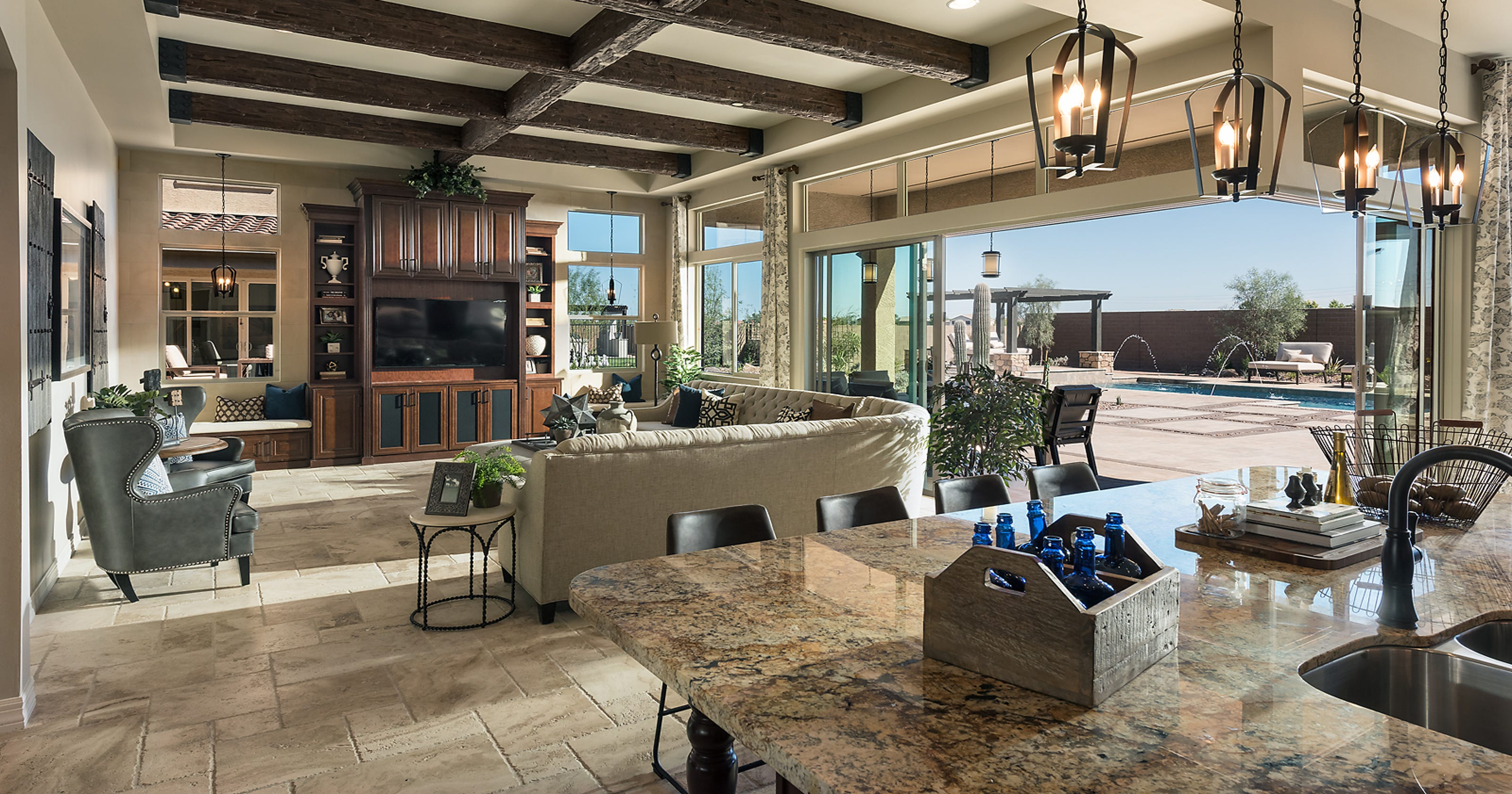 Living Rooms Luxury Homes