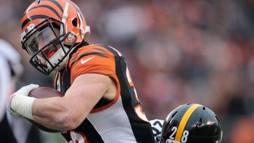 What will happen with Rex Burkhead?