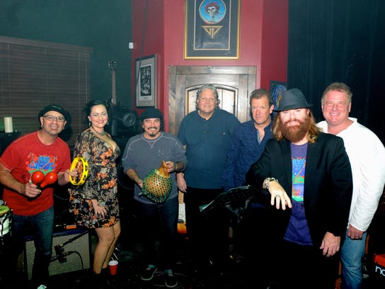The Marshall Kipp Band will play with Revisit the Legend