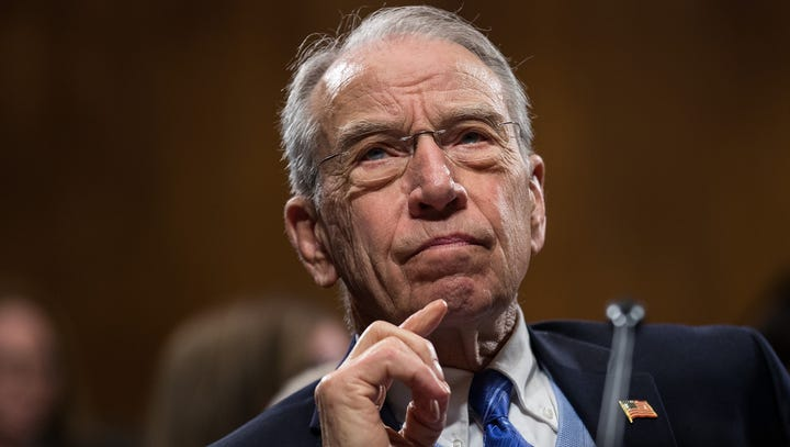 With a sexual assault allegation threatening to derail Judge Brett Kavanaugh's pending confirmation to the Supreme Court, NBC News reports an aide helping lead the Senate Judiciary Committee's response to the claim has stepped down after he was accused of harassment in the past.