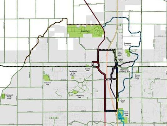Westfield Planning To Spend Millions To Extend Monon Other Trails