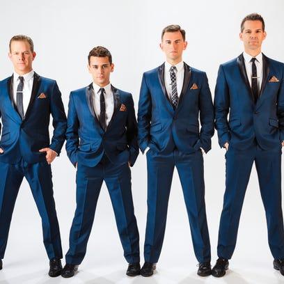 "The Midtown Men, all original members of the ""Jersey"