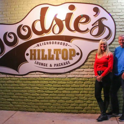 Melissa and Stan Woods are owners of Woodsie's Hilltop