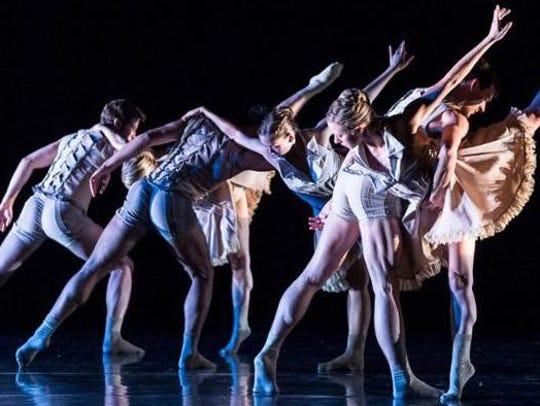 "Eisenhower Dance's ""F|E|E|L"" comes to the Berman Center"