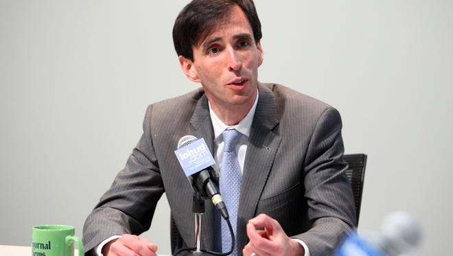 New Rochelle Mayor Noam Bramson..