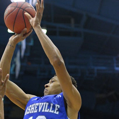 Local player may help UNC Asheville go a long way