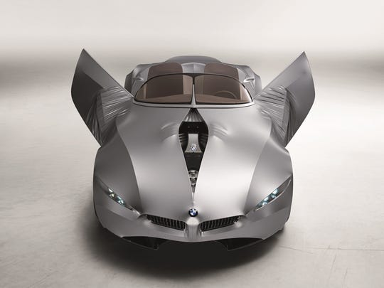 With a skin that molds to its changing shape, BMW's GINA challenged the notion that cars have to be made of metal.