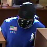 Suspect sought in West El Paso bank robbery