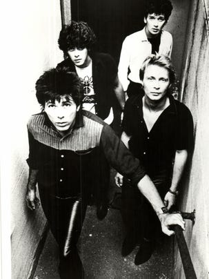 The Romantics in early 1981