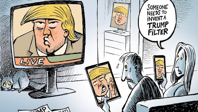 Trump overdose