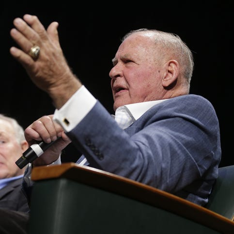 Dougherty: It's now or never for Jerry Kramer's Hall of Fame hopes