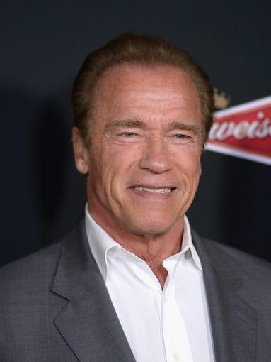 Arnold Schwarzenegger: July 30, 1947.