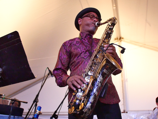 The Texas Jazz Festival is the longest running free jazz festival in the country.