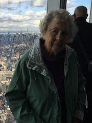 78-year-old Eunice Thomason was last seen at around 1 p.m. Wednesday.