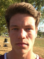 Henderson County junior Jack Rauch earned one of five individual qualifying spots for next week's 3-A state cross country championships from Saturday's regional in Owensboro