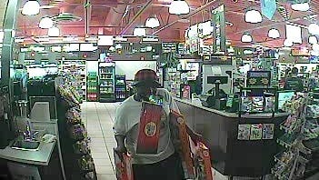The Pickens County Sheriff's Office needs help identifying this suspect.