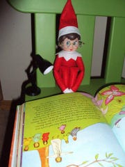 Elf on the Shelf photos submitted by our readers