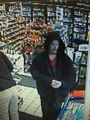The Boone County Sheriff's Office is asking for public assistance in identifying two male robbery suspects.