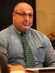 Ozark superintendent Kevin Patterson.